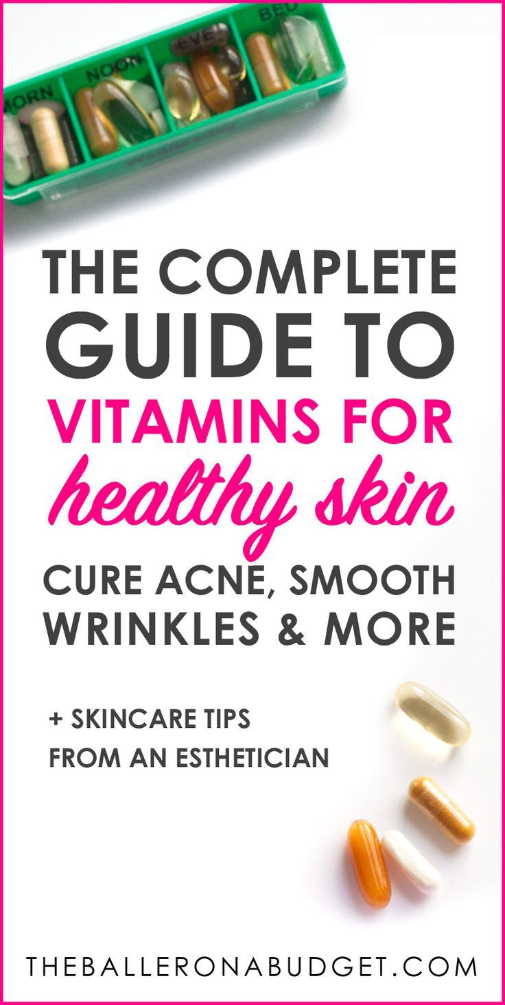 You might already know that a proper diet can help with achieving better skin. But what about adding vitamins and supplements to your skincare regimen? This is the complete guide to vitamins from iHerb to beat acne, smooth wrinkles and more, as told by an