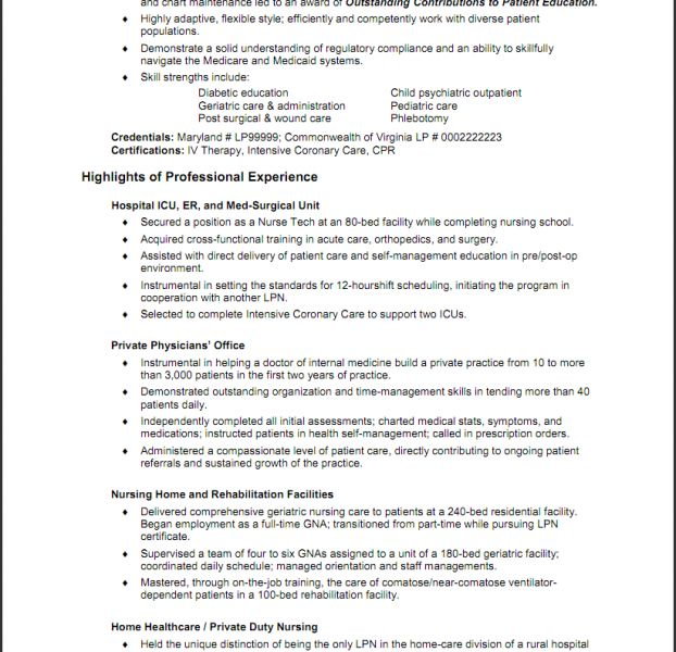 Diabetes Specialist Diabetes Specialist Sample Resume reference for