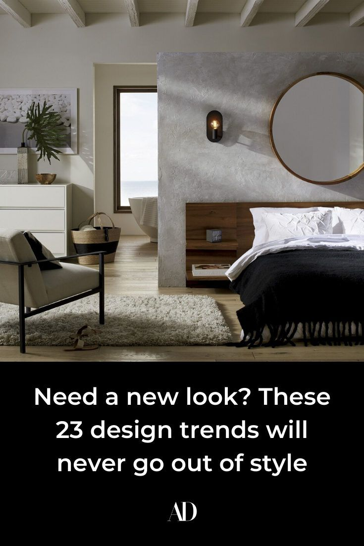 Need a new look? These 23 design trends will never go out of style