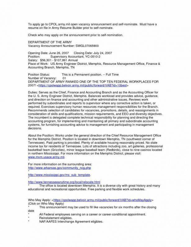 Us army resume us army resume army resume example sample