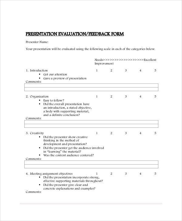 feedback form word template | env-1198748-resume.cloud, Powerpoint templates