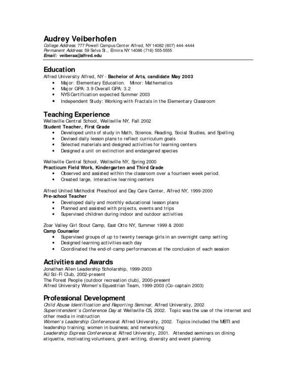 pre k teacher resume example of pre k teacher resume sample kindergarten teacher resume - Pre K Teacher Resume