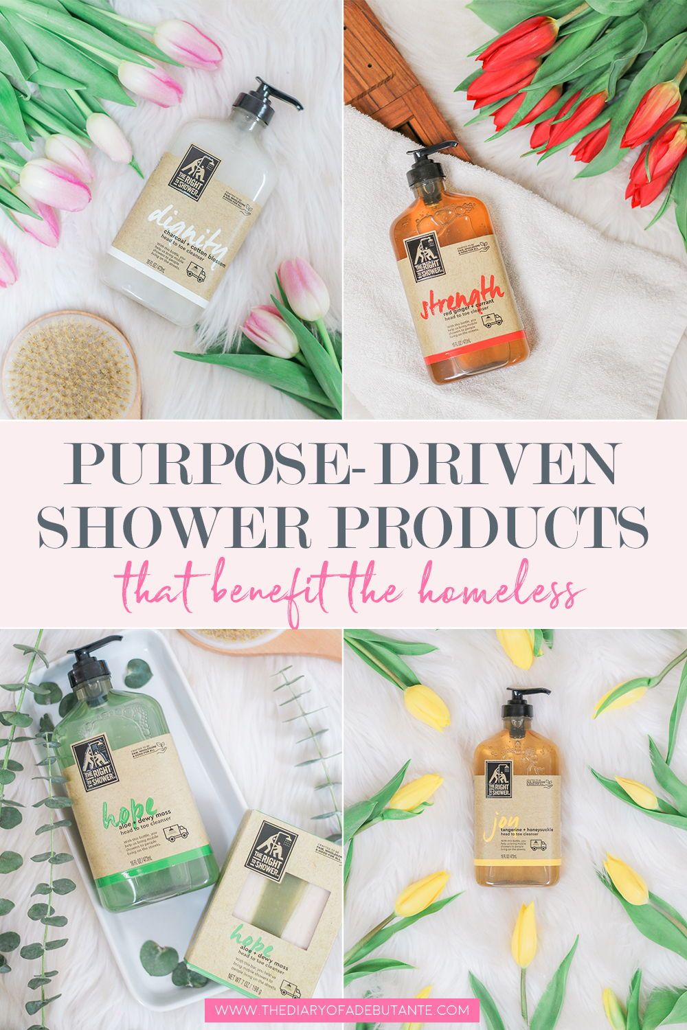 Love beauty products that give back? Give The Right to Shower body wash at Whole Foods a try! Not only are their head-to-toe cleansers organic, vegan, and cruelty-free, 100% of proceeds in 2019 are being donated to mobile shower organizations across the country to help provide individual, safe, clean, and fully-quipped bathrooms to those experiencing homelessness. Click through to learn more! #ad #therightoshower #crueltyfreebeauty #veganbeauty #homelessness