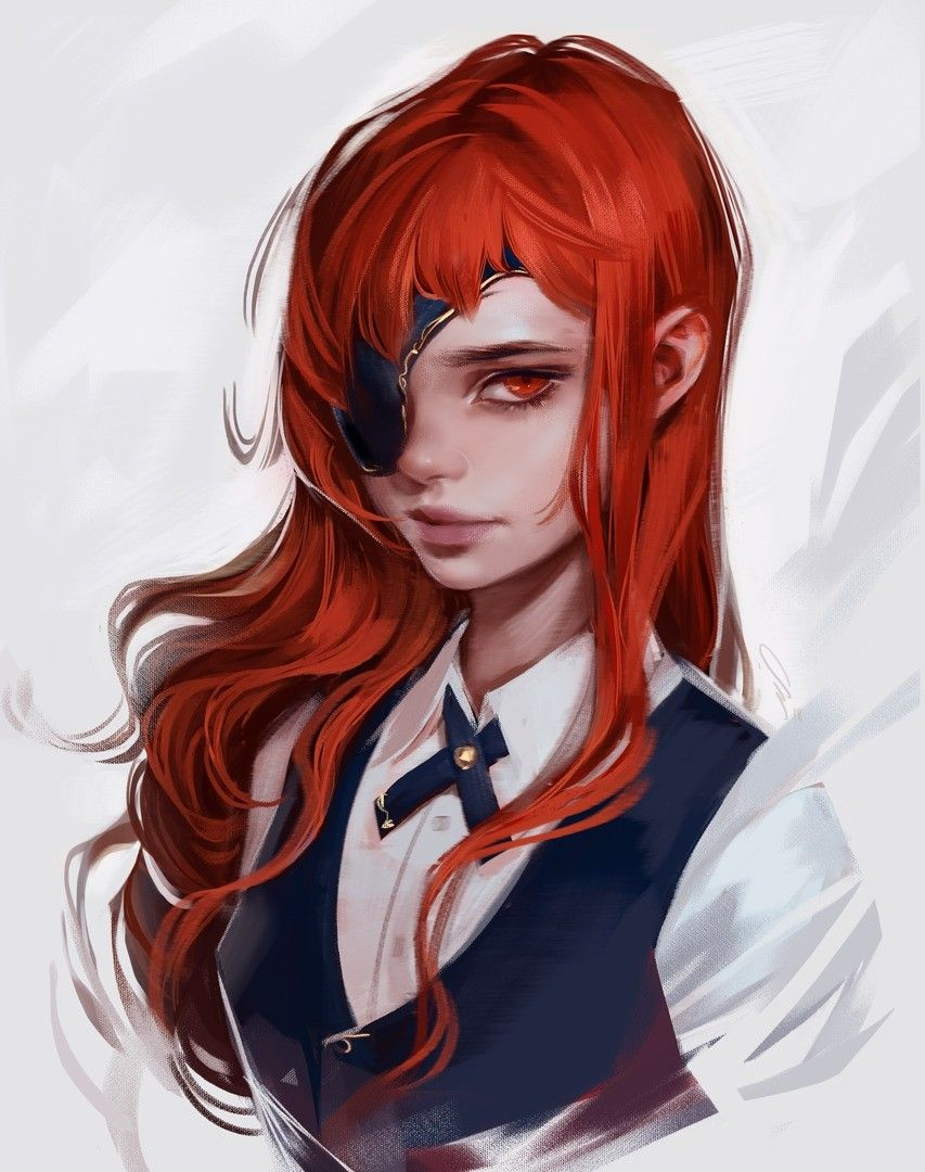 Tower of God/Hwa Ryun (With images) Digital art anime