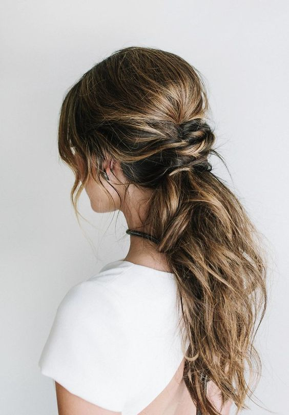 "34 messy low ponytail for hair with lowlights – Weddingomania<p><a href=""http://www.homeinteriordesign.org/2018/02/short-guide-to-interior-decoration.html"">Short guide to interior decoration</a></p>"