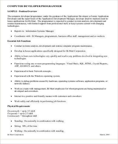 cnc programmer job description computer programmer job cnc job description