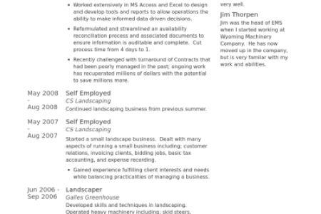 Visual Information Specialist Resume Information Specialist - contract specialist resume