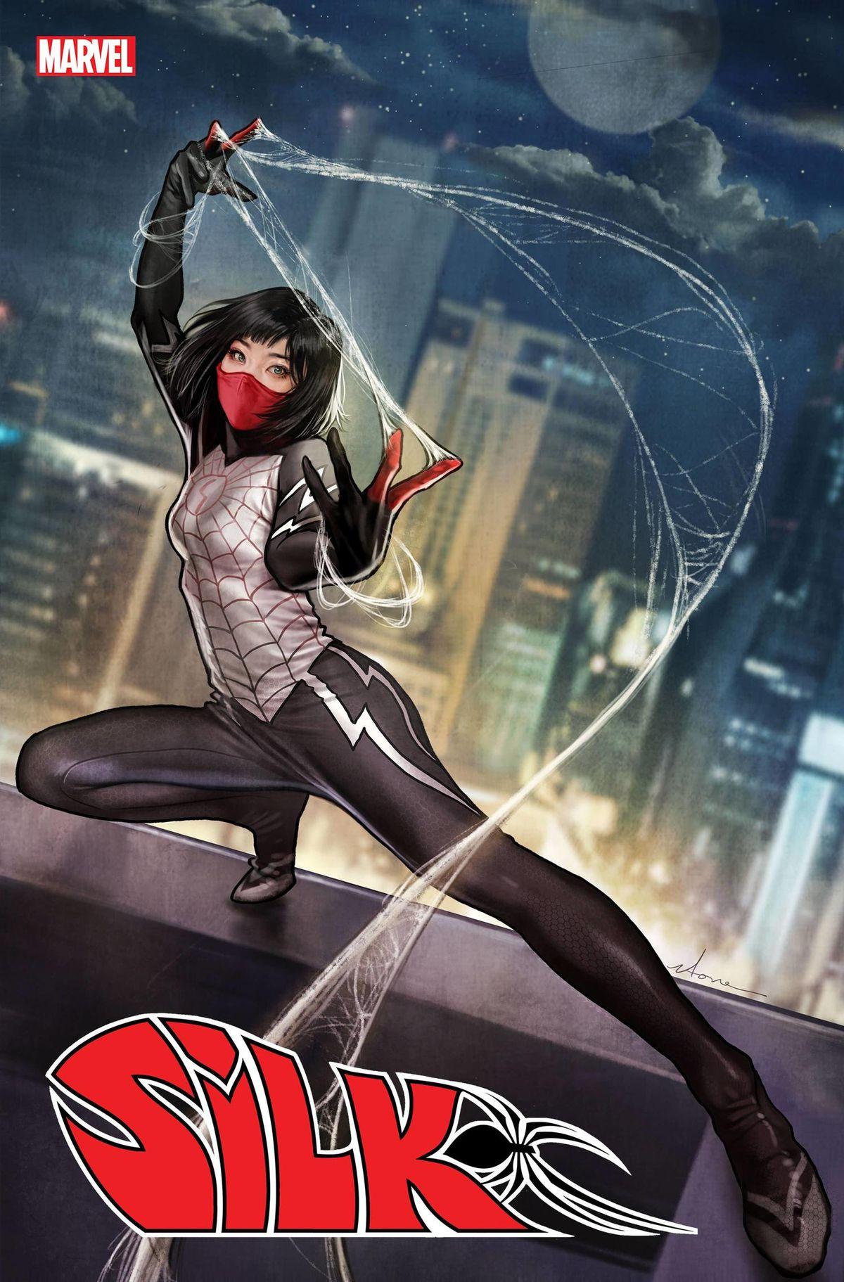 Cindy Moon Returns in 'Silk' #1
