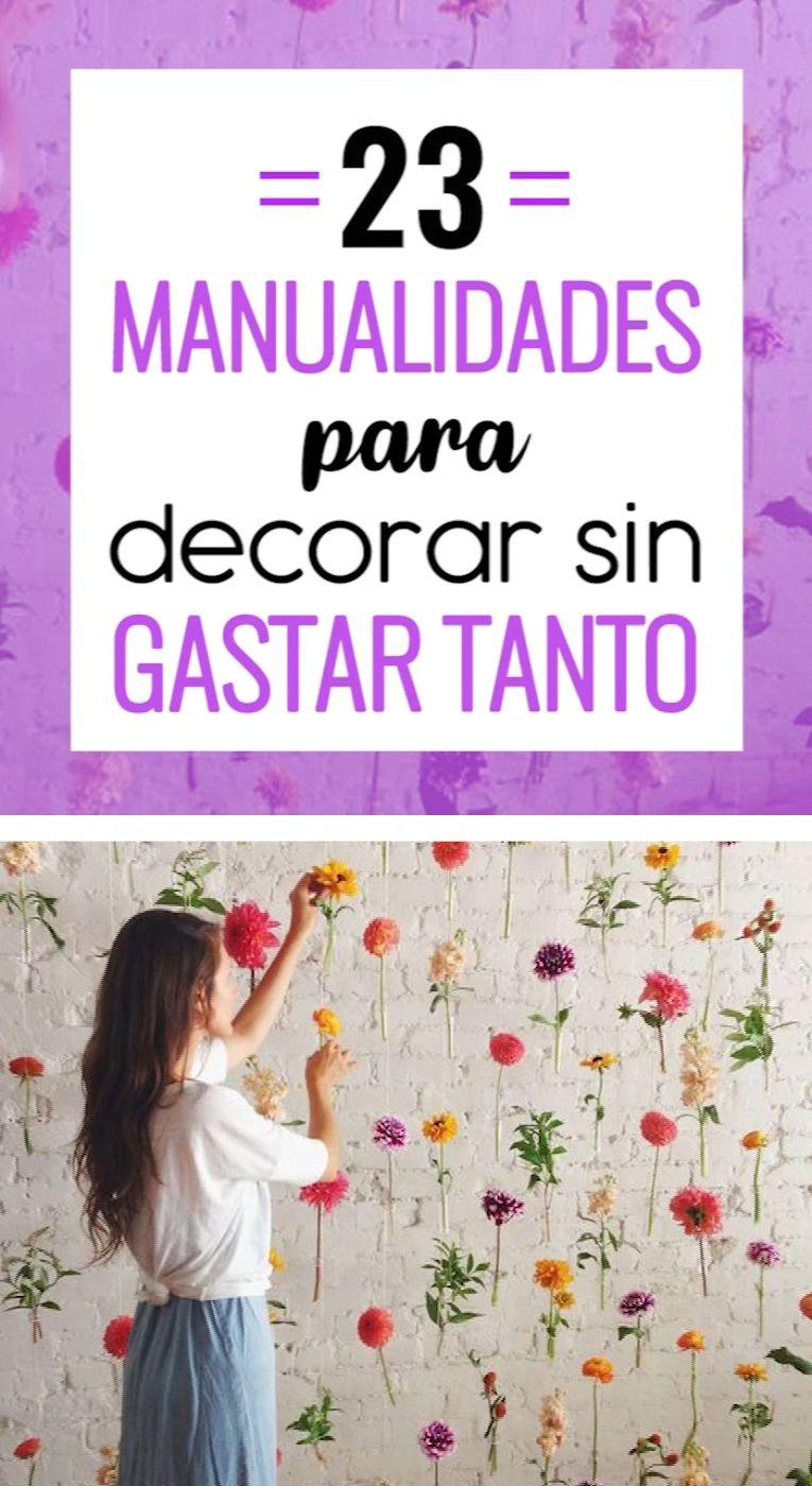 DIY fáciles y originales para decorar tu hogar 🤩
