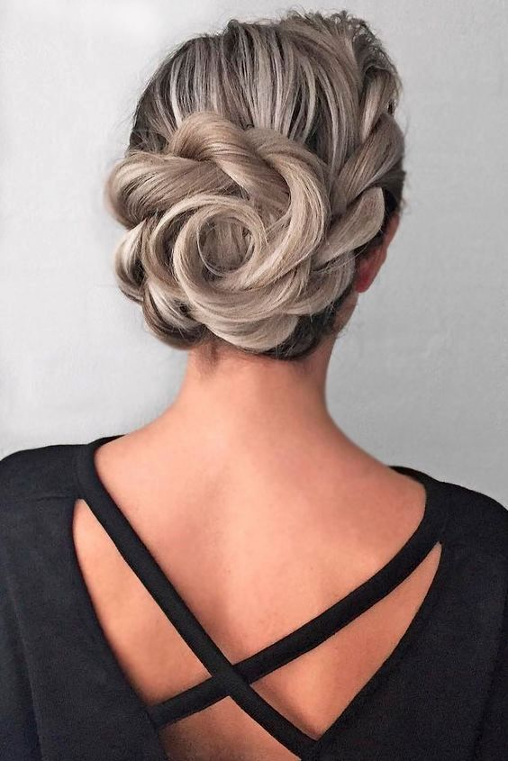 Bridesmaids Hairstyles Thin