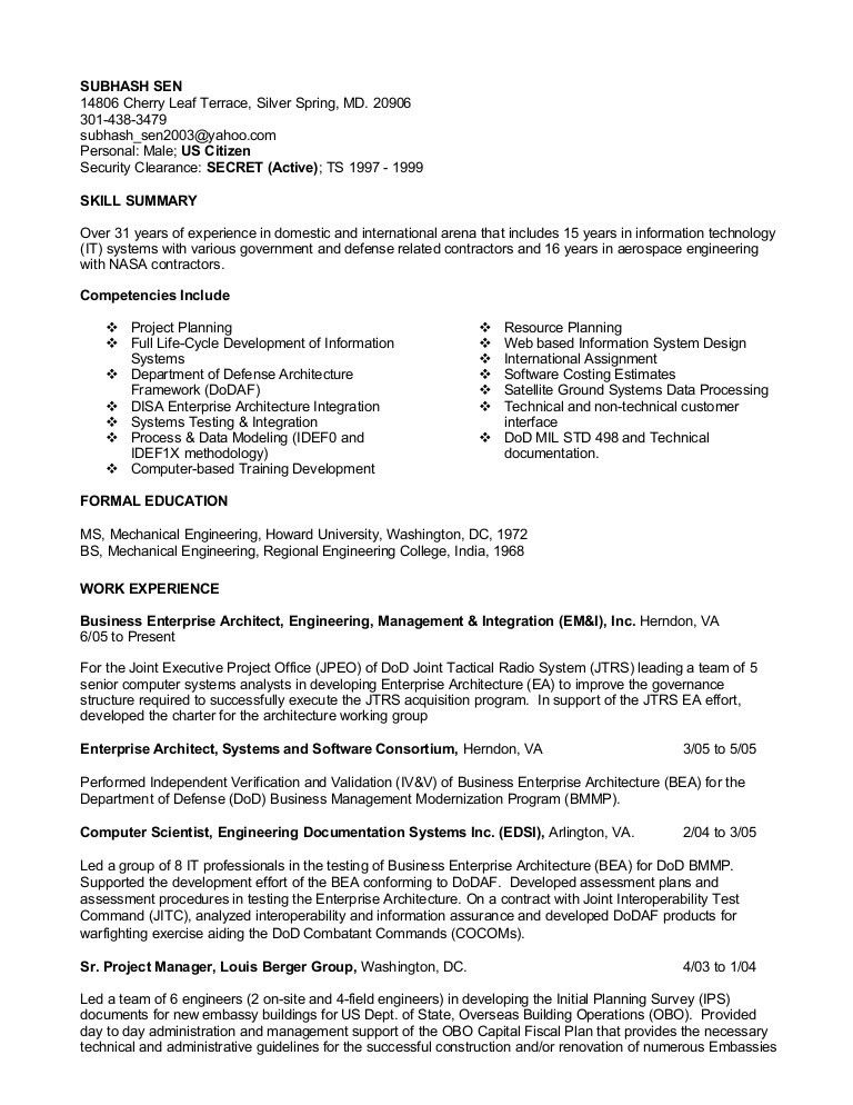 Detailed Resume Examples Detailed Resume Example Personal