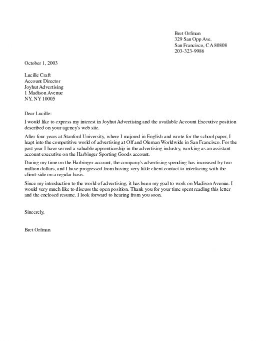 Start Cover Letter How To A For Job  Starting A Cover Letter