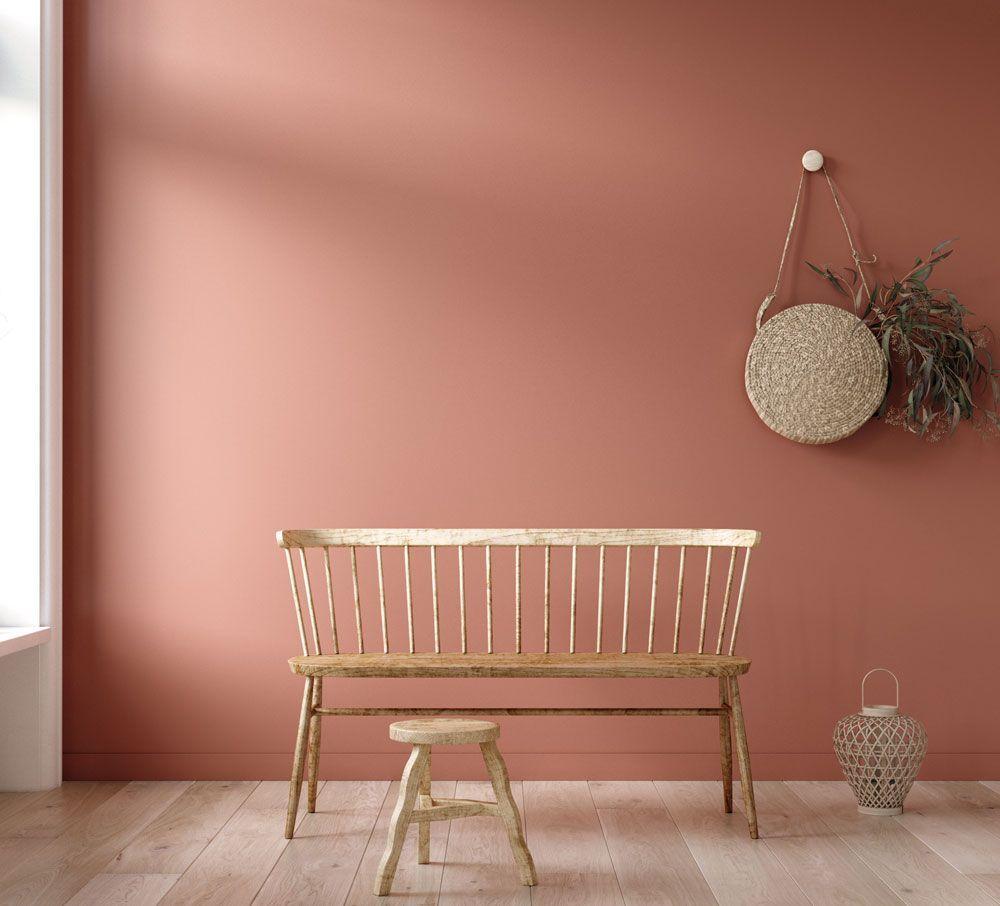 Farbe nutzen zum Flur dekorieren