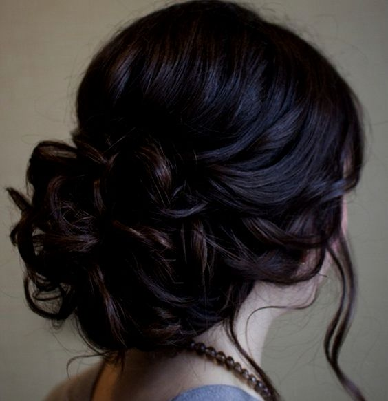 Bridesmaids Hairstyles All Down Ideas