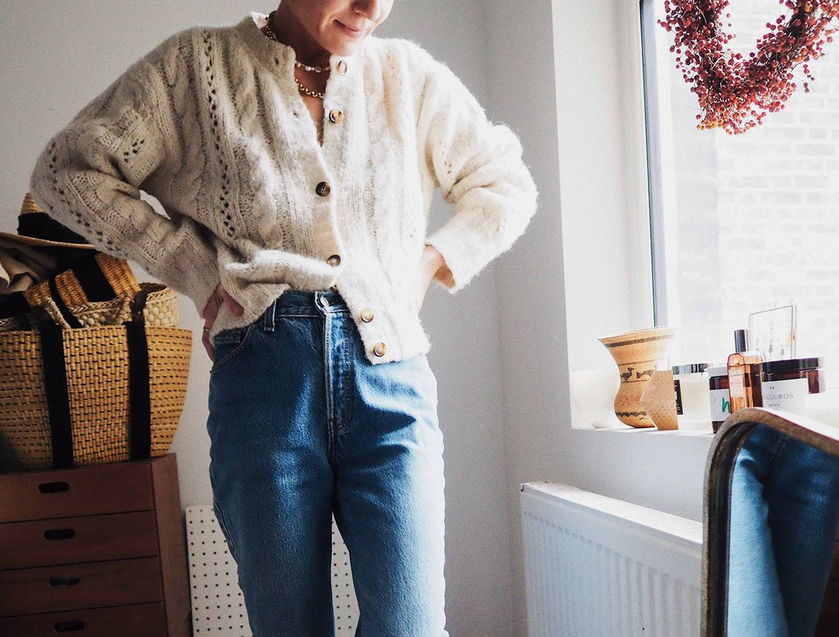 The Forever Piece Cable Knit Cardigan