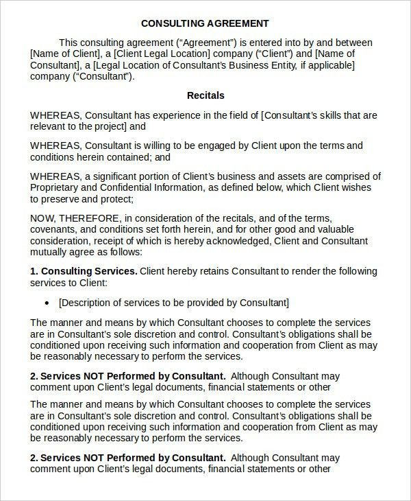 Management Consulting Cover Letter Samples Cover Letter, Cover - business consultant agreement