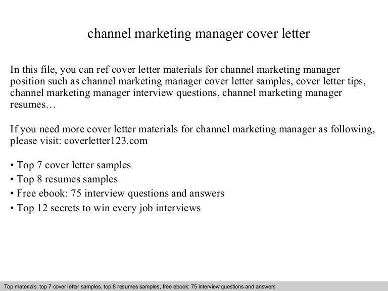 ... Marketing Cover Letter Sample Marketing Cover Letter Example   Valet  Manager Cover Letter ...