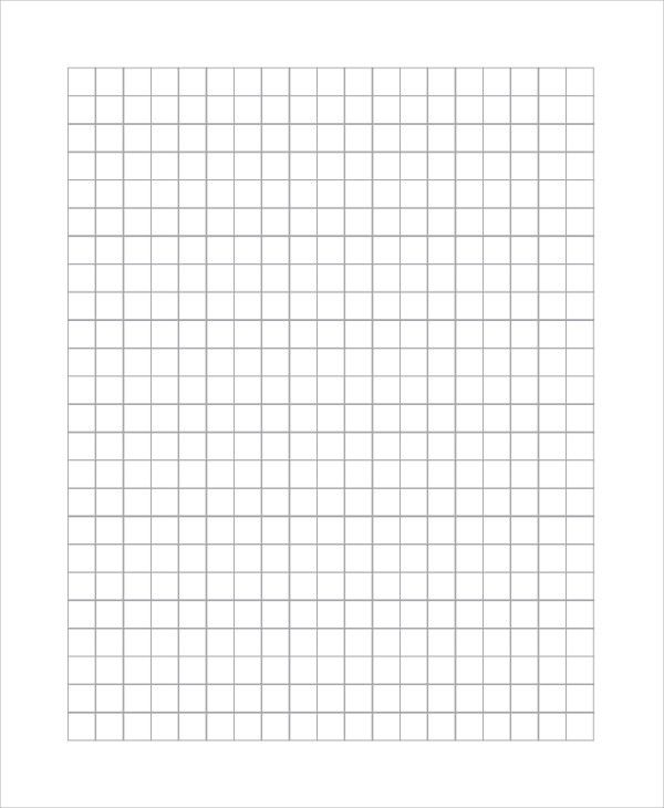 print graph paper in word