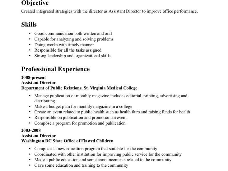Skills For Resume Examples Nonsensical Communication Skills - leadership skills resume examples