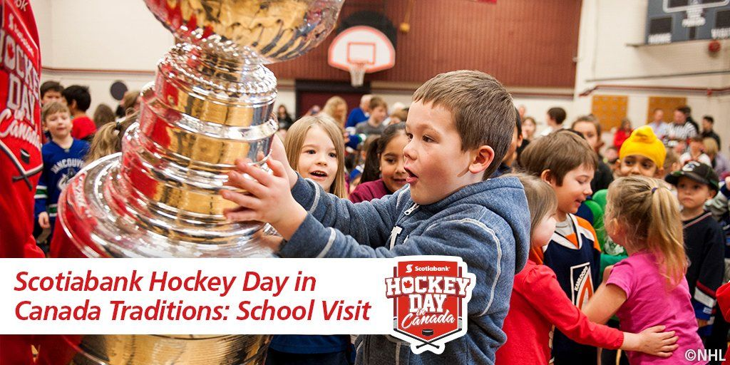 Visits from the #StanleyCup are the best visits, see you soon Kenora!