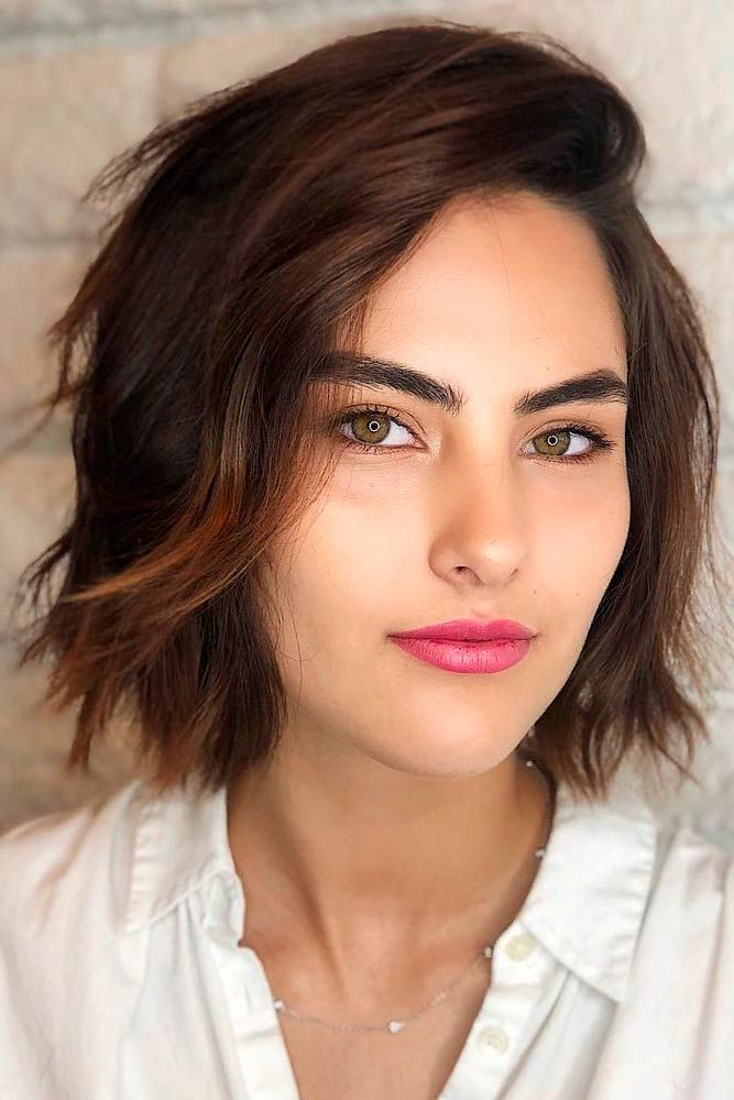 "Side Swept Wavy Bob <a class=""pintag"" href=""/explore/brownhair/"" title=""#brownhair explore Pinterest"">#brownhair</a> <a class=""pintag"" href=""/explore/wavyhair/"" title=""#wavyhair explore Pinterest"">#wavyhair</a> ★ If you don't know how to freshen up your look, you should discover our edgy bob haircuts! Short choppy bobs with blunt bangs, long layered shags, inverted cuts for curly hair, and lots of ideas that are popular in 2019 are here! ★ See more: <a href=""https://glaminati.com/edgy-bob-haircuts/"" rel=""nofollow"" target=""_blank"">glaminati.com/…</a> <a class=""pintag"" href=""/explore/glaminati/"" title=""#glaminati explore Pinterest"">#glaminati</a> <a class=""pintag"" href=""/explore/lifestyle/"" title=""#lifestyle explore Pinterest"">#lifestyle</a><p><a href=""http://www.homeinteriordesign.org/2018/02/short-guide-to-interior-decoration.html"">Short guide to interior decoration</a></p>"