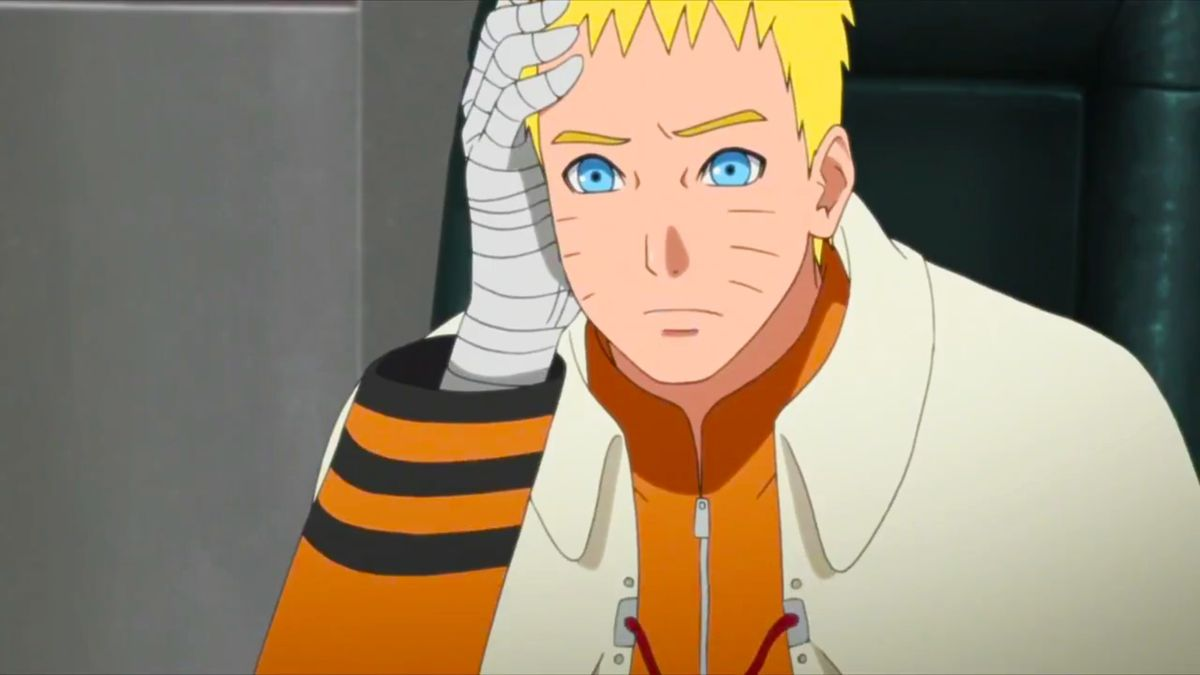 adult Naruto vs adult sasuke