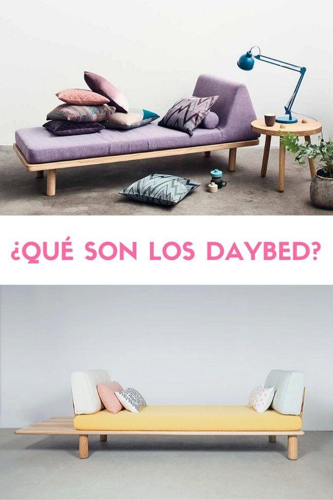 ¿Qué son los Daybed?