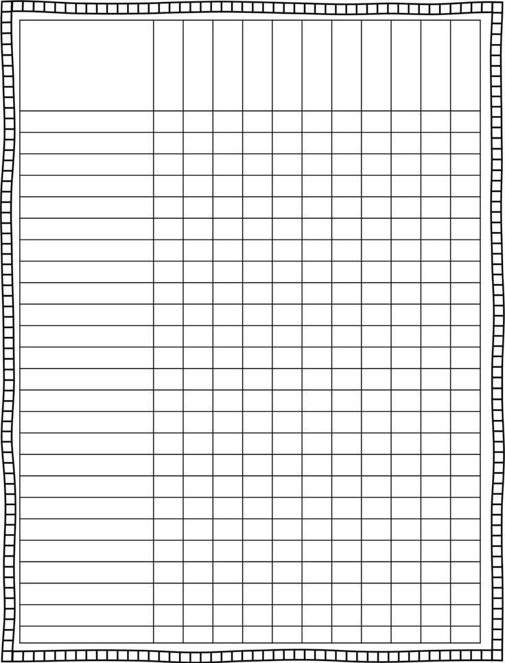 Blank Roster pictures free printable blank employee schedules - blank roster