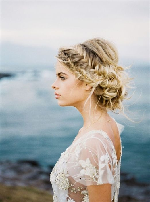 """braided wedding up do — boho hair <a class=""""pintag"""" href=""""/explore/BridalHairstyle/"""" title=""""#BridalHairstyle explore Pinterest"""">#BridalHairstyle</a><p><a href=""""http://www.homeinteriordesign.org/2018/02/short-guide-to-interior-decoration.html"""">Short guide to interior decoration</a></p>"""