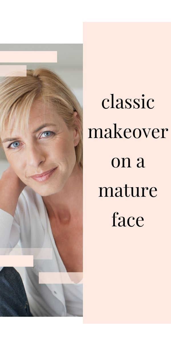 In this video, Monique Parent shows her take on a classic makeover on a mature face. I happen to love the cat cameo! Makeup items are listed below the video.
