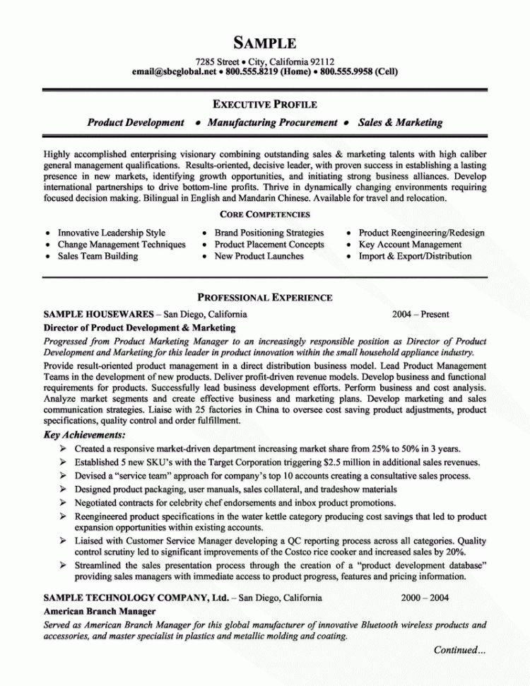 Marketing Research Resume Examples - Examples of Resumes - marketing researcher sample resume