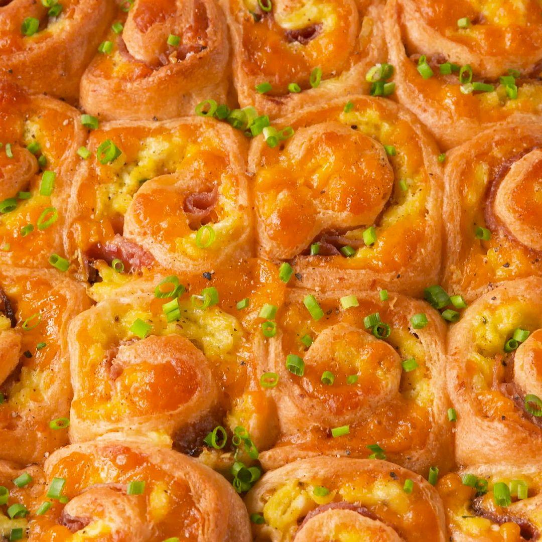 Breakfast Pinwheels