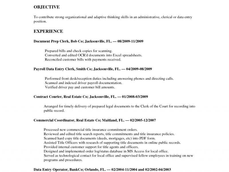 barista resume sample