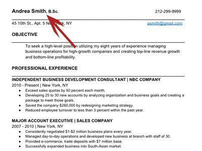 Making The Perfect Resume Beautiful Making The Perfect Resume - examples of a perfect resume