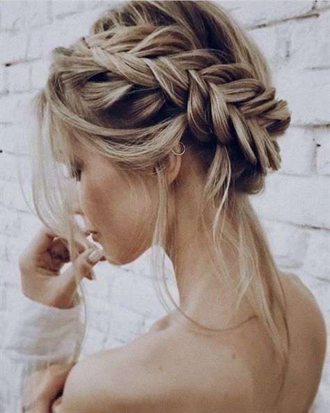 "twisted bridal updos wedding hairstyle <a class=""pintag"" href=""/explore/BridalHairstyle/"" title=""#BridalHairstyle explore Pinterest"">#BridalHairstyle</a><p><a href=""http://www.homeinteriordesign.org/2018/02/short-guide-to-interior-decoration.html"">Short guide to interior decoration</a></p>"