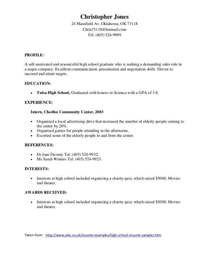 Accomplishments Examples For Resume Cio Technology Executive