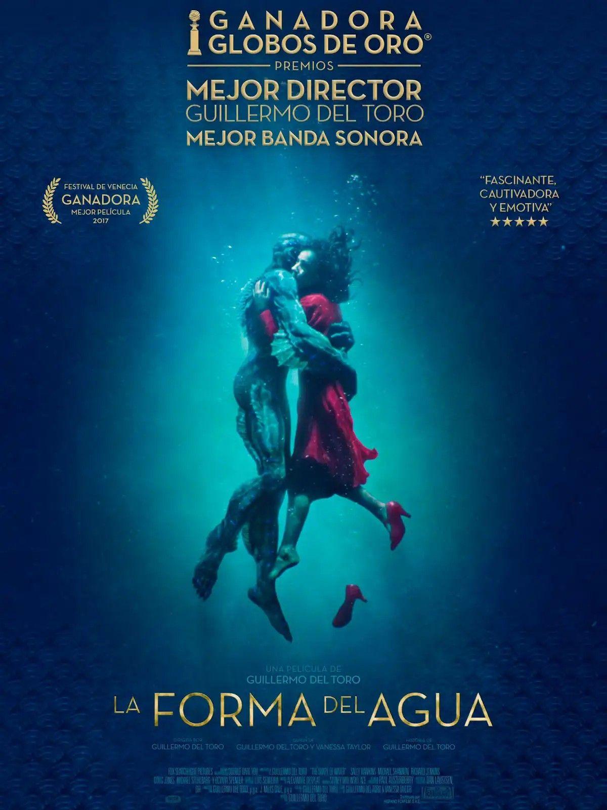 La Forma Del Agua 2017 La Forma Dell Acqua Film Nuovi Film