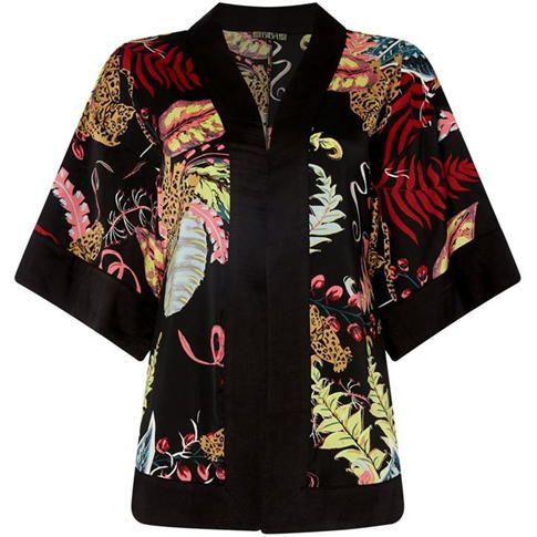 Biba - Jungle Kimono
