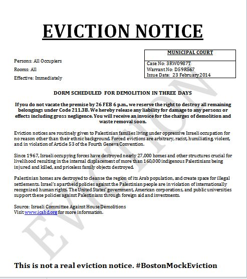 How To Make A Eviction Notice Sample Eviction Notice Template 37 - notice form example