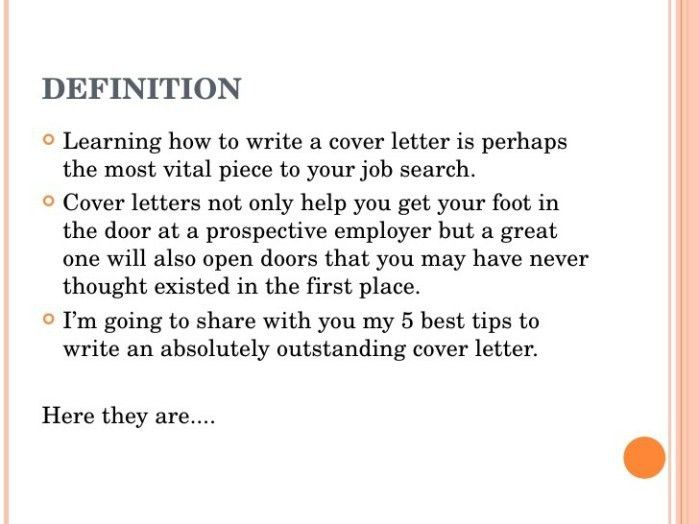 Definition Cover Letter] Resume And Cover Letter Meaning Inside