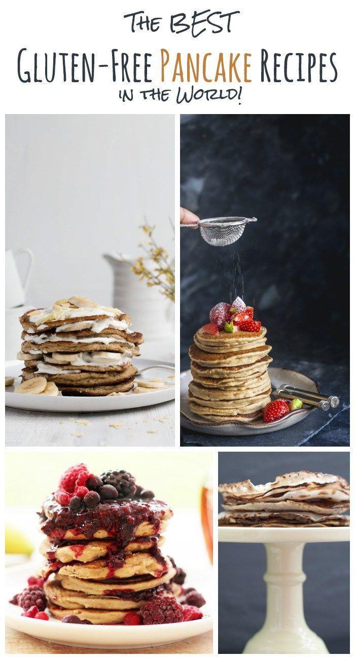 The Best Gluten-Free Pancake Recipes