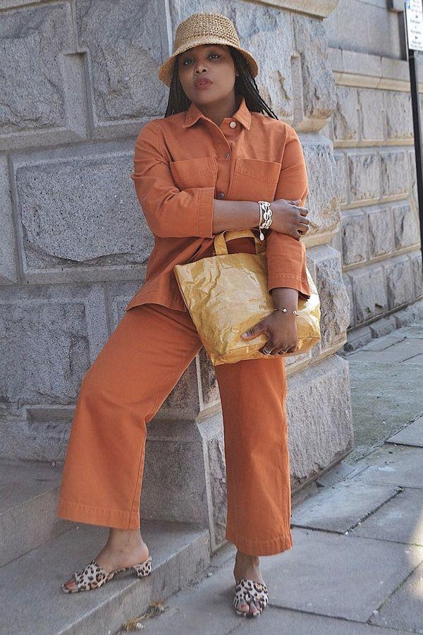 Ada Oguntodu - sapatos - sandália - verão - street style