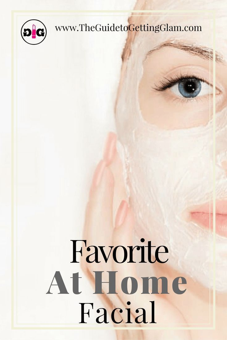 The best at-home facial. Learn the secret to smooth skin… a makeup artist's recommendation for the best at-home facial. Click to read the steps for your DIY facial. #skincare #skincaretips #athomefacial