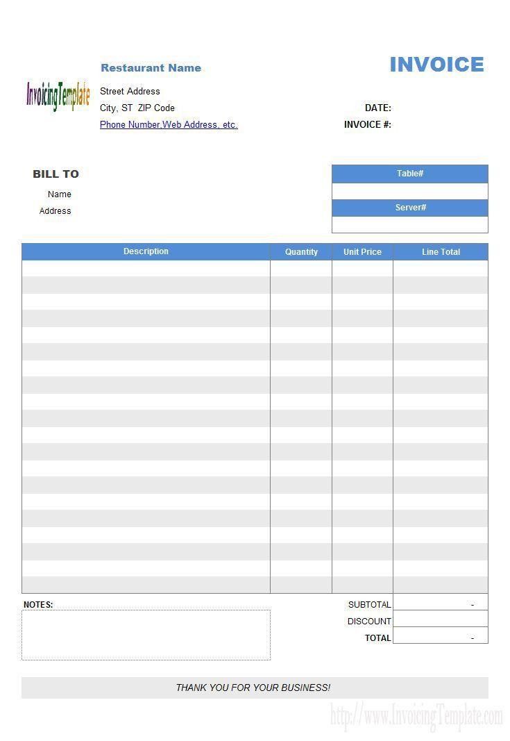 Rent Invoice Sample Billing Statement Template, Rent Invoice - rental ledger template