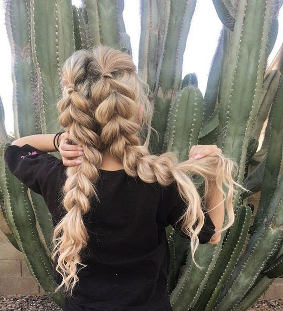51 Amazing Braided Hairstyles for Long Hair for Every Occasion – Stylish Bunny
