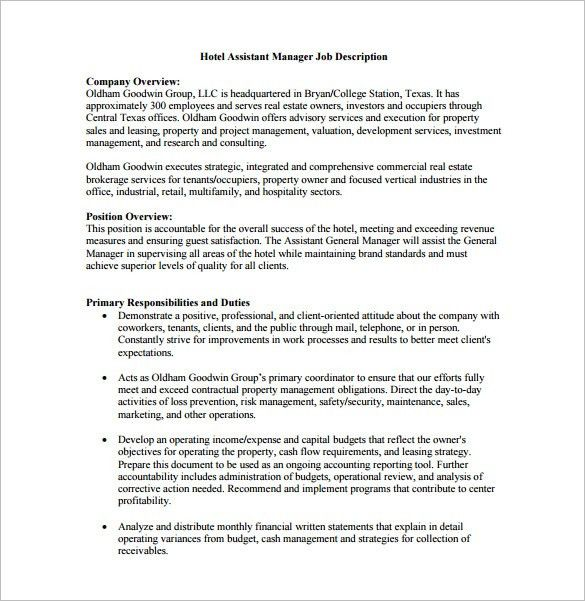 Commercial Property Manager Cover Letter] Commercial Property ...