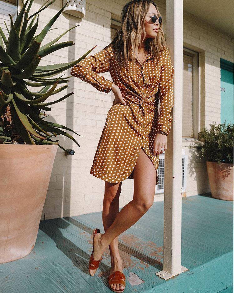 Dress, $108 at heartloom.com – Wheretoget