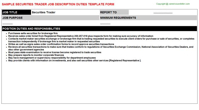 Futures Trader Cover Letter Env1198748resumecloud