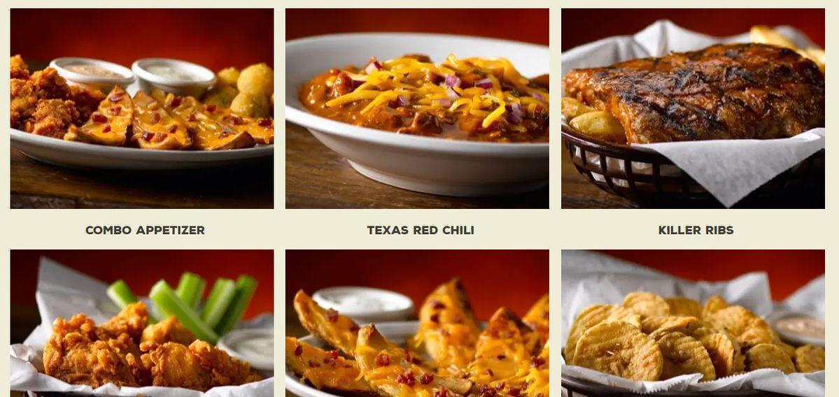 Texas Roadhouse STARTERS