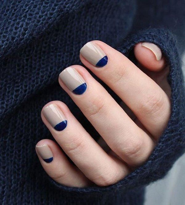 The Moon on your Nails No one could go wrong with a nude nail. But of course, it's blunt and dull. Adding a hint of royal blue can make it look extremely classy even when it's a simple design. There's… Continue Reading →